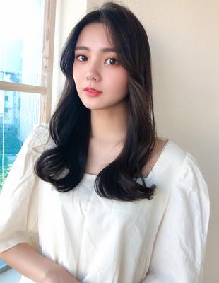 韓国式カットで作る可愛くなる顔まわり(MM-9)