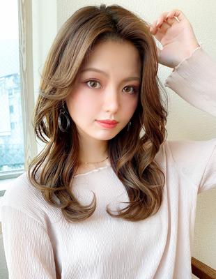 韓国アイドル前髪/前髪なし/センターパート/ヨシンモリ/ヌナモリ/顔まわり/エギョモリ(MM-69)
