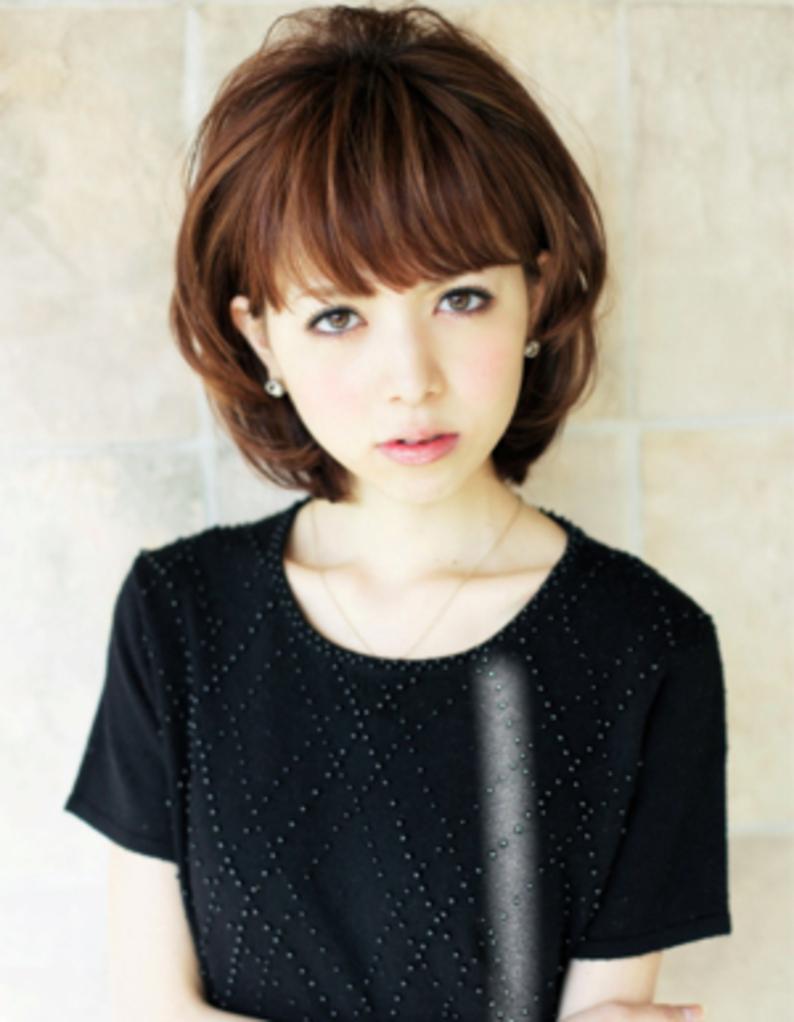 ボリュームボブ【ミセス髪型】(YR,11)