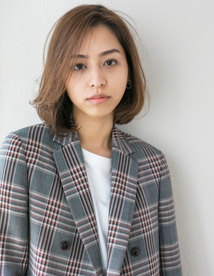 大人女子の日常髪(HR-490)