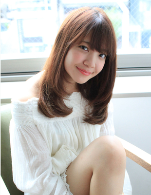 美髪ナチュラルスタイル(SY-486)