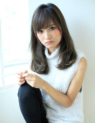 顔型に合わせた似合わせスタイル(SY-507)