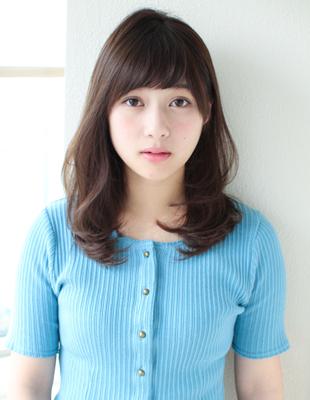 大人可愛い小顔ミディアム(SY-564)