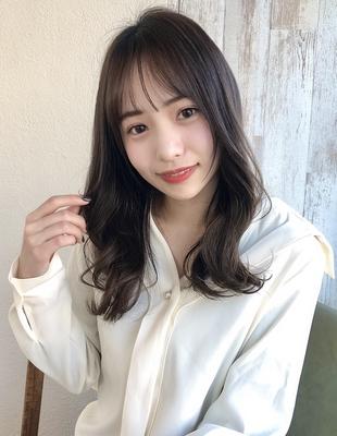 大人可愛いくびれヘア20代30代(SY-457)