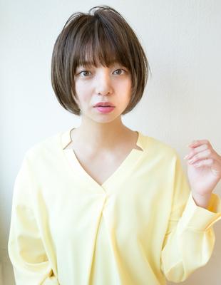 小顔ショートボブ(IT-138)