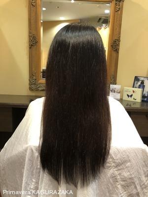 三つ星髪質改善トリートメントエステ