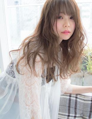 【Violet】ハーフウェット☆くしゃウェーブ♪
