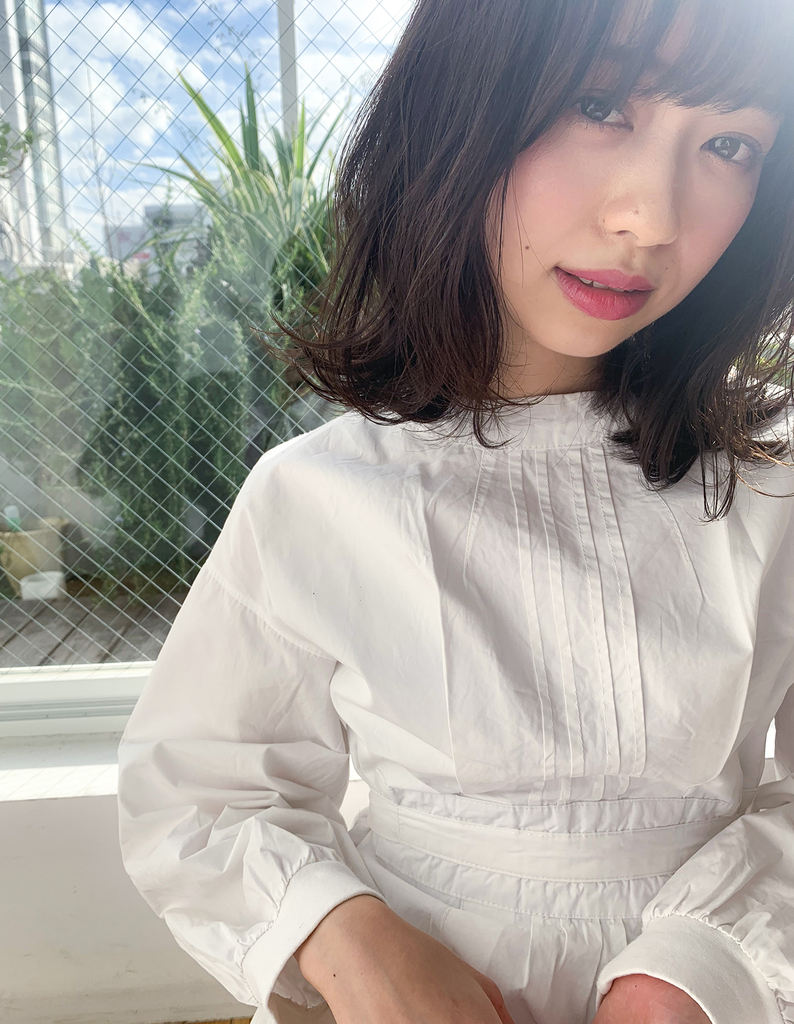 【Violet】ぬけ感☆外ハネウェービー♪