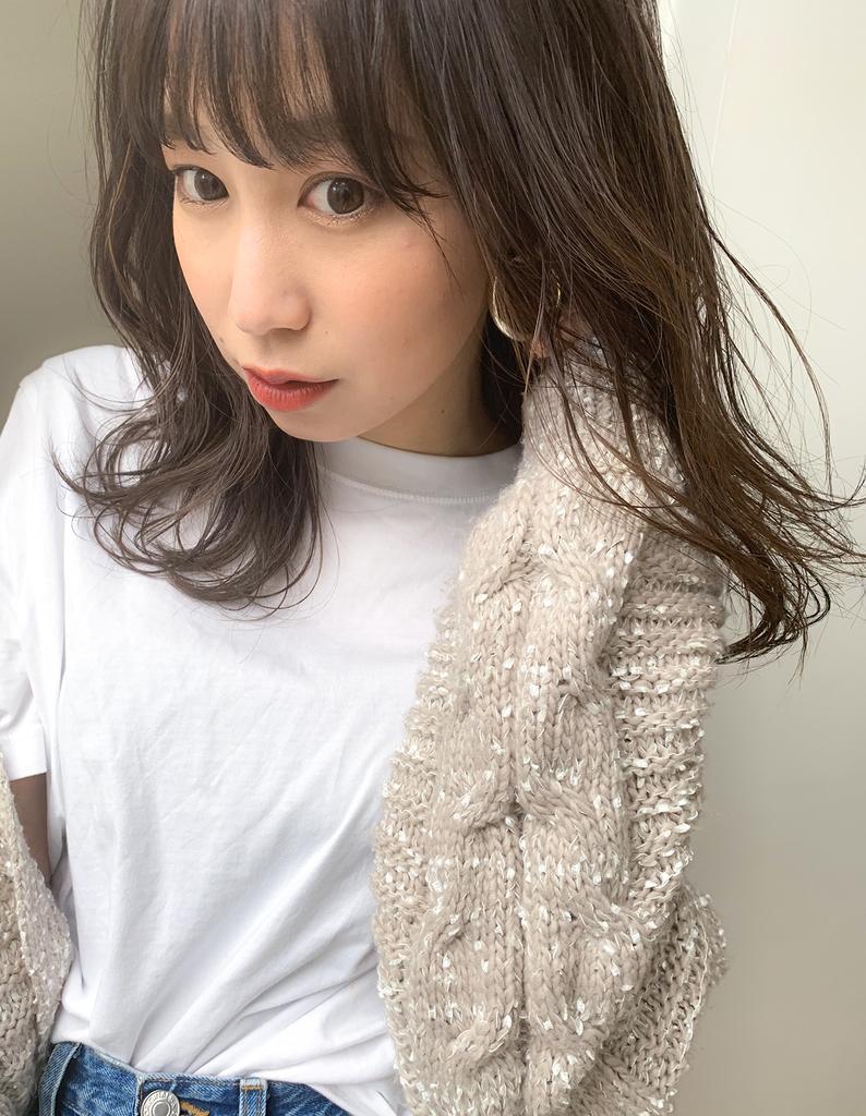 【Violet】透明感たっぷり☆ミルクグレージュ♪