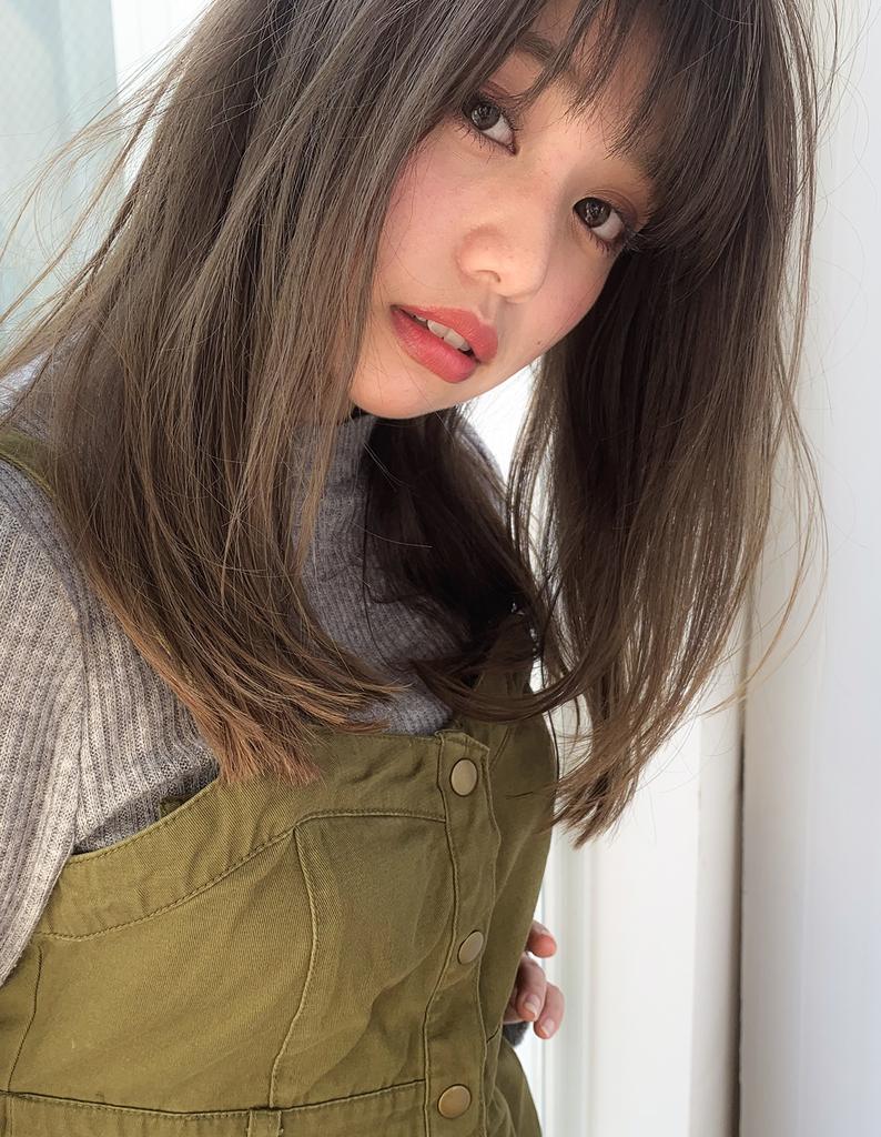 【Violet】ゆるふわっと☆ショコラベージュ♪