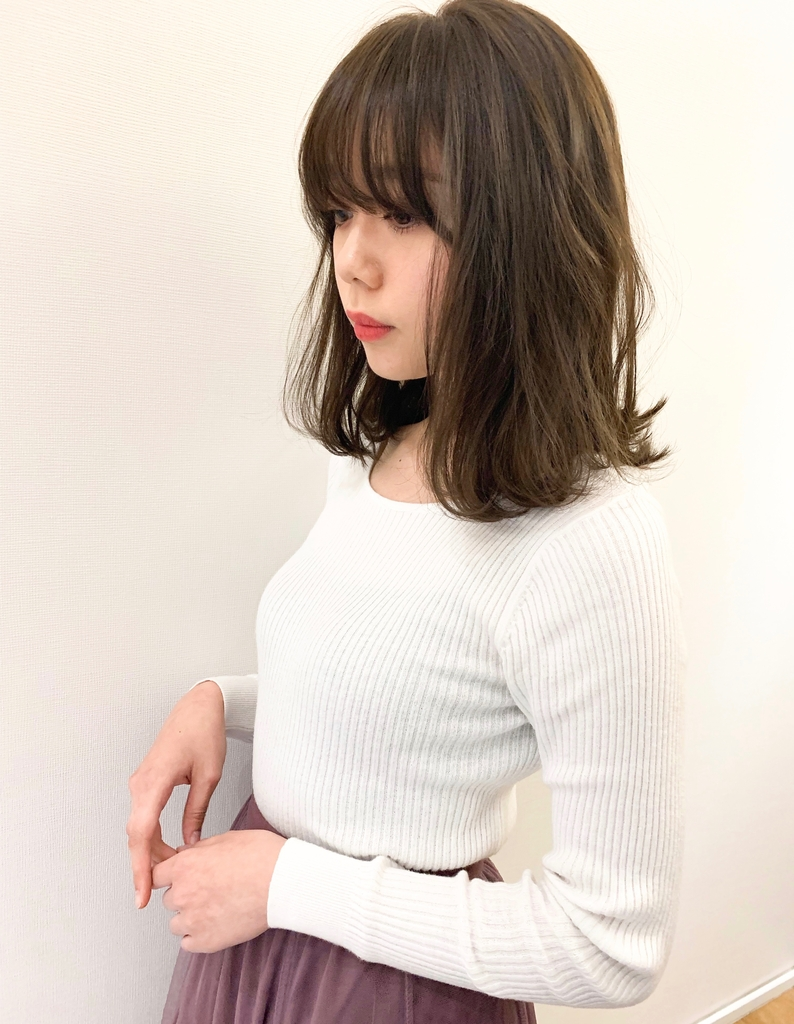 【Violet】ぬけ感☆外ハネウェービー
