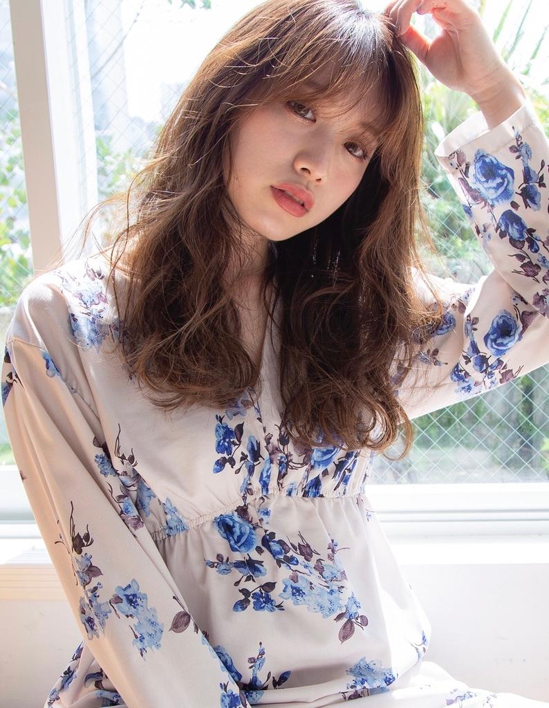 【Violet栄店】レイヤーで決まり☆柔らかスタイル