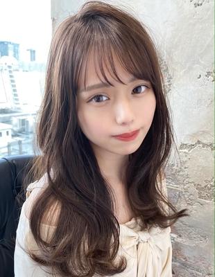 ひし形◇シルエット 大人カーブ感 髪型に関節を作りましょう(SH-1)