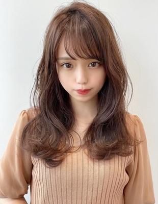 女性らしい美曲線シルエット ルヴア張替 流しやすい前髪(SH-7)