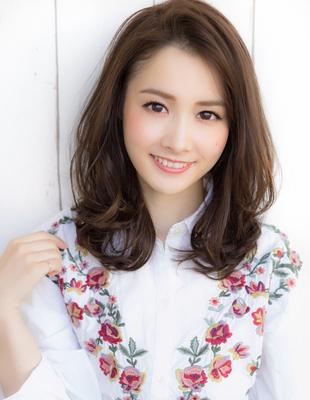 女っぽヘア◎大人色気パーマ(AK-248)