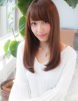 前髪が可愛いストレート(yo-44)