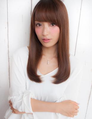 前髪可愛いストレート(yo-45)