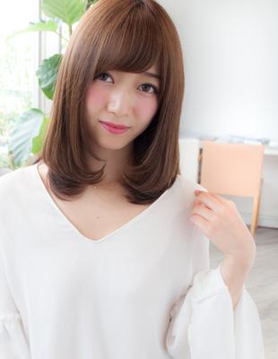 前髪可愛いワンカール(yo-50)