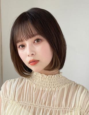 大人かわいい/ボブ【内田茜】(AU-4)