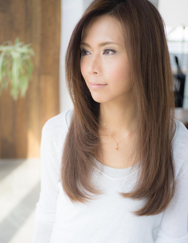 おろし前髪ロングレイヤー(RY,38)