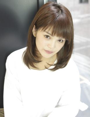 大人かわいい広瀬すずさん風ヘア(SG-207)