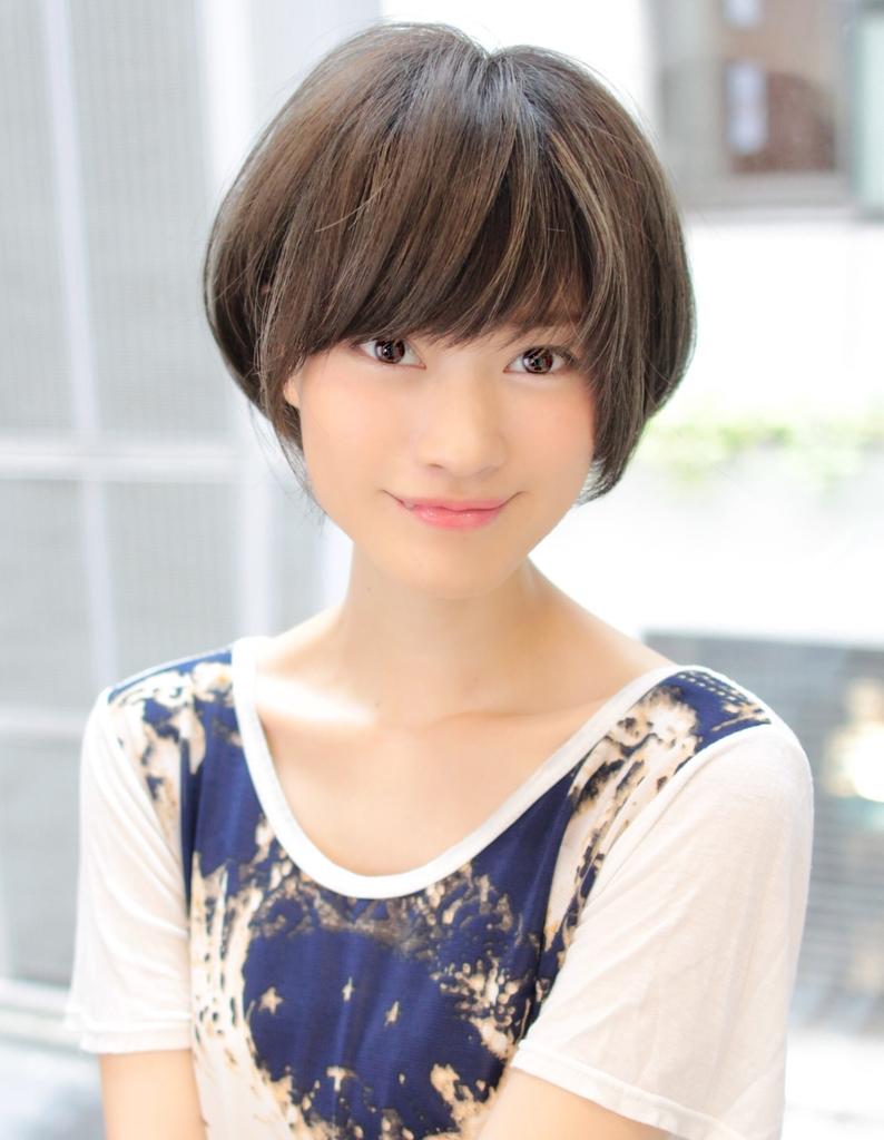 大人かわいいハイ透明感カラー(sg-358) | ヘアカタログ・髪型・ヘア