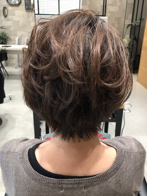 【The C春木 政徳】360度きれいを叶えるショートヘア