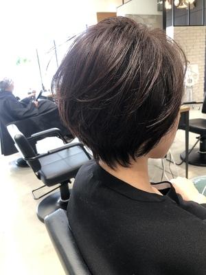 束感、まとまり、手入れ簡単の3点セットショートヘア