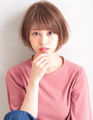 小顔愛されショートヘア(TM-14)