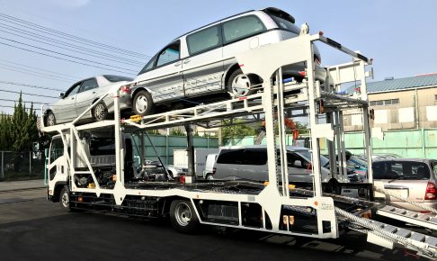 廃車の引取は無料が当たり前!その理由と依頼時の注意点