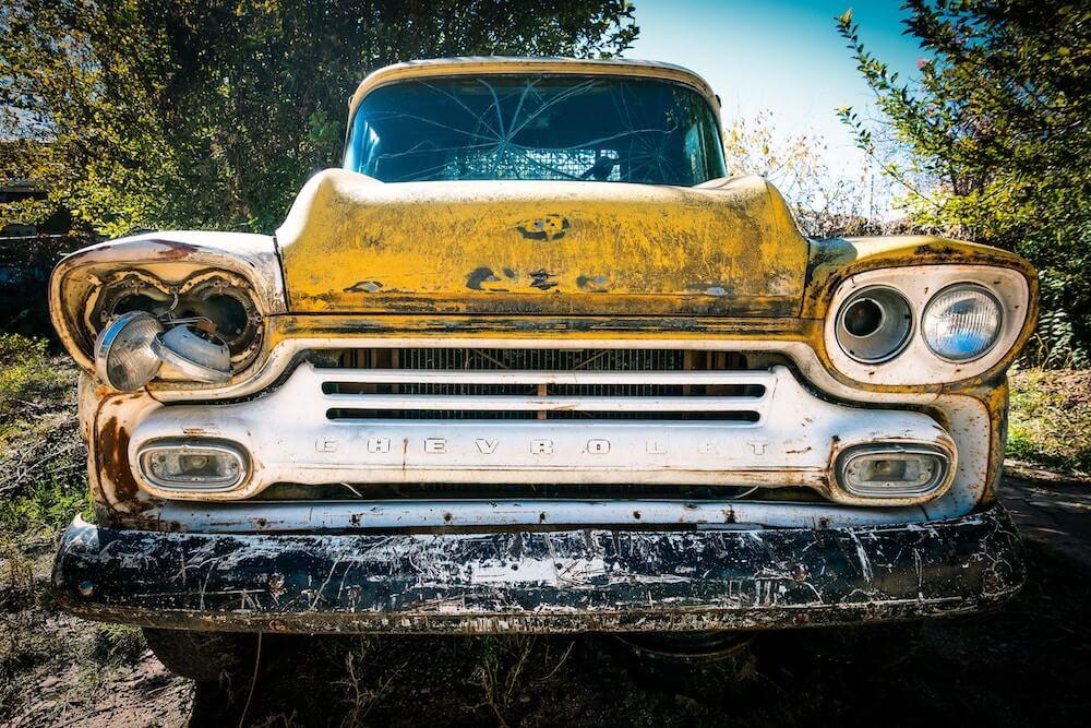 古い車 処分