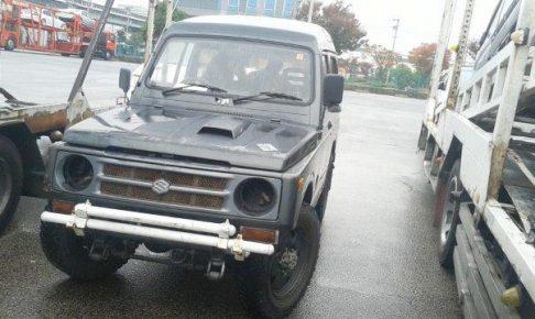 ジムニーの廃車買取価格に驚きの値段が!?実際に買い取った事例を4つ紹介