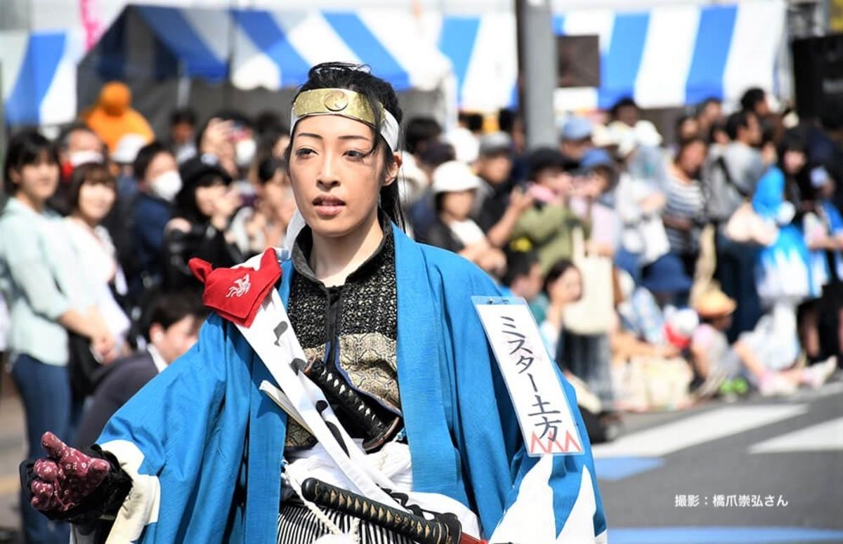 令和初ミスター土方の縁合わせ旅〜始まりは日野、八坂神社とうまいもの