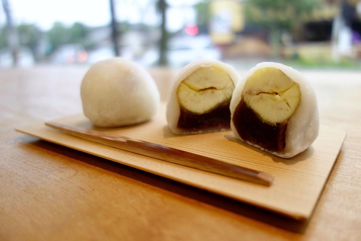和菓子と暮らせば〜笹屋守榮の栗餅は秋の匂い〜