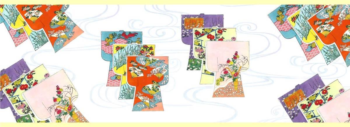 【プレゼント※終了】優美な着物柄の紙小物で春気分をお届け。合計10名様に