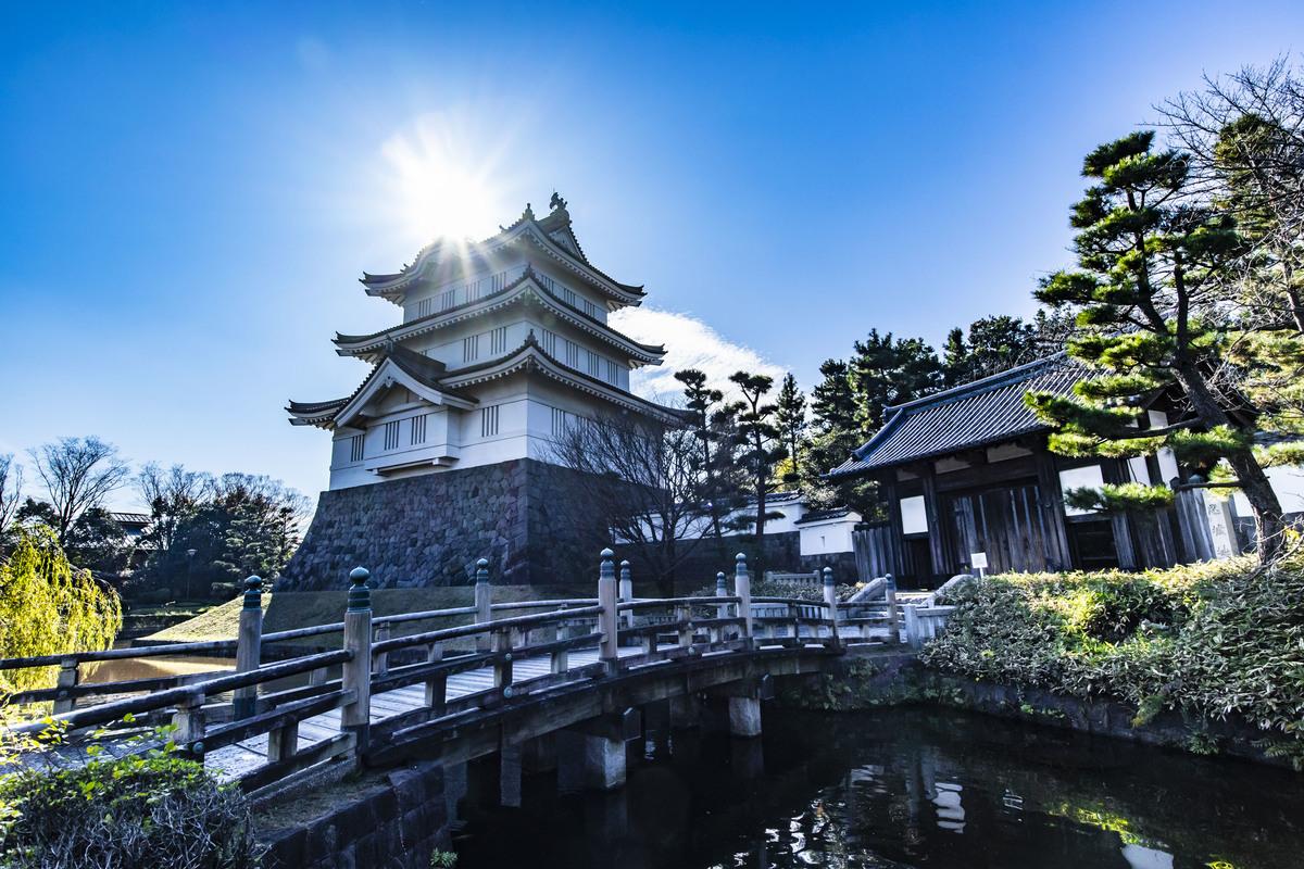 写真家が見る日本の美しい城(3) 忍城と埼玉に残る城址を訪ねる