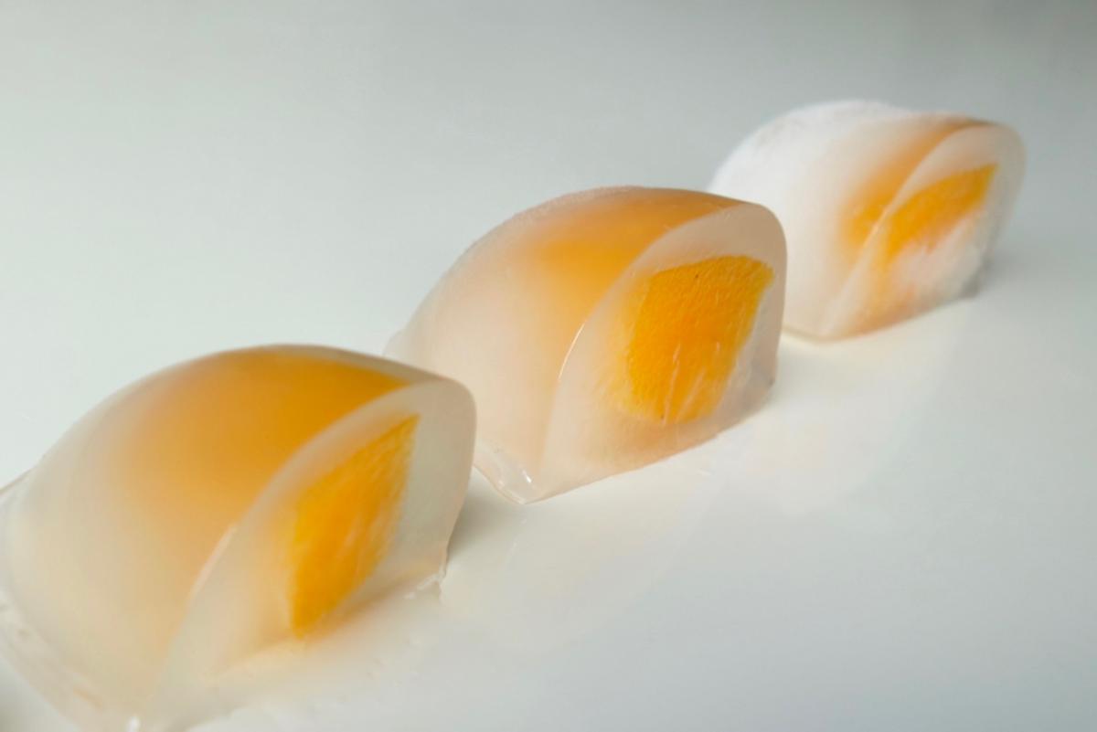 和菓子と暮らせば ~心染む、奈良・柿の専門の「柿こーり」〜