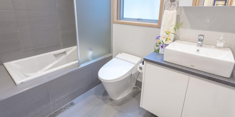 Bluebird Chalets Bathroom