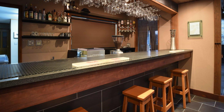 Powderhouse Wet Bar