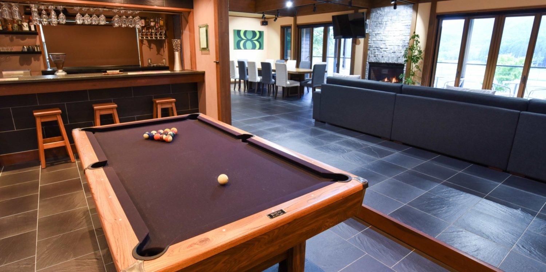 Powderhouse Pool Table