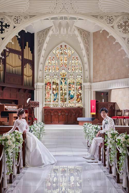 結婚式 モンテファーレ 完全貸切型