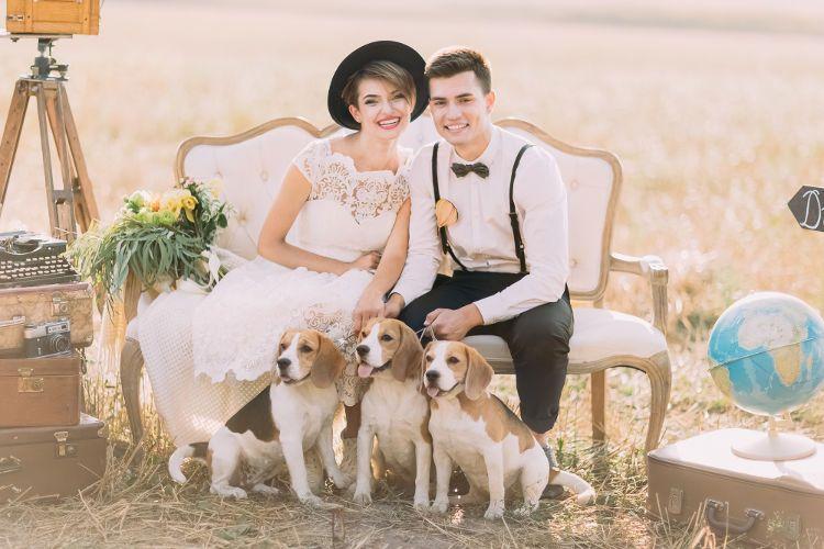 これで解決!愛犬・ペットと一緒に結婚式を挙げるための3つのコツ