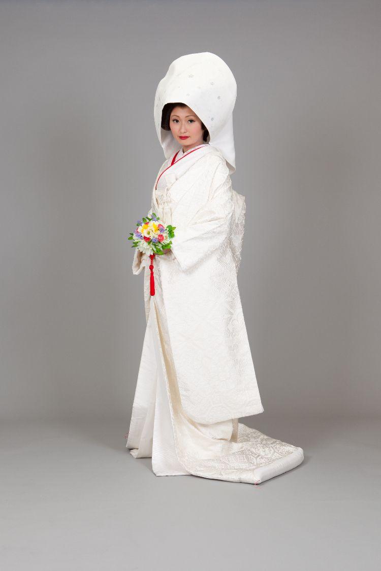 白無垢 婚礼衣装