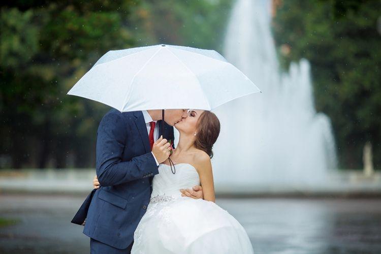 雨の日の結婚式は縁起がいい?雨の日の対策・おすすめ演出総まとめ