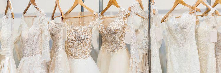8125e0fdfbae5 4つのSTEP!エンパイアラインのドレスで1番のおしゃれ花嫁に