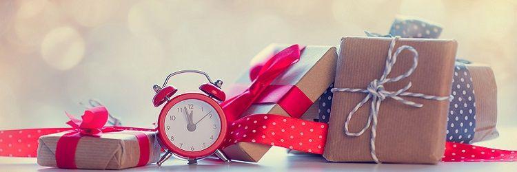 ギフト 時計