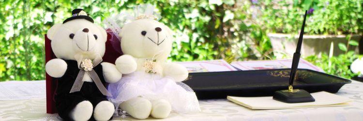 結婚式 アイテム