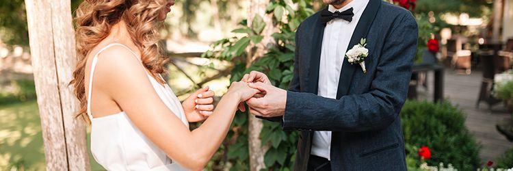 結婚式,指輪