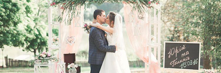 結婚式,キス