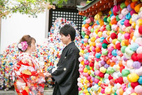 京都 カップル 撮影